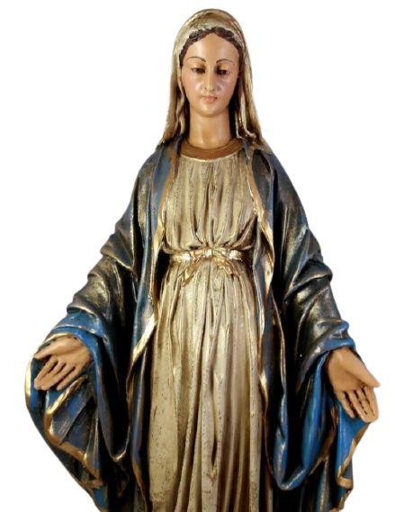 Imagem Nossa Senhora das Graças Resina 40 cm