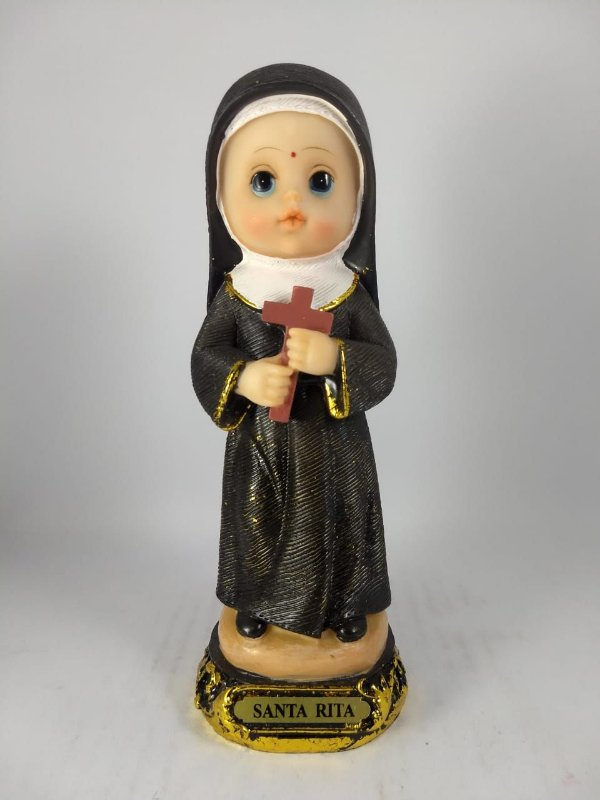 Santa Rita Infantil 20 cm