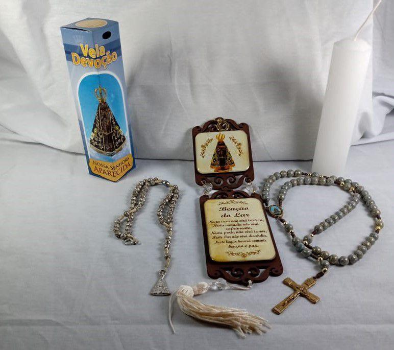 Kit Nossa Senhora Aparecida 6