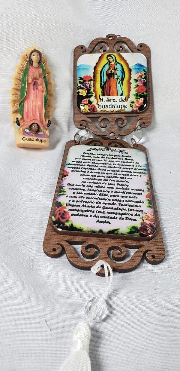 Kit Nossa Senhora de Guadalupe