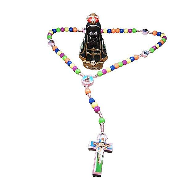 Kit Nossa Senhora Aparecida Infantil