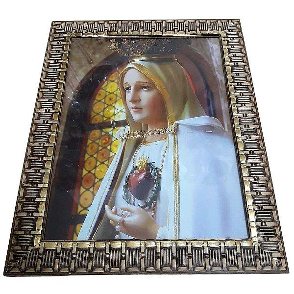Quadro Nossa Senhora de Fátima