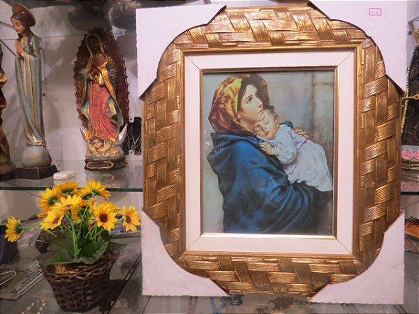 Quadro Maria Mãe de Jesus