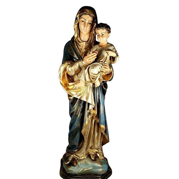 Nossa Senhora do Sagrado Coração do Menino Jesus 50 cm