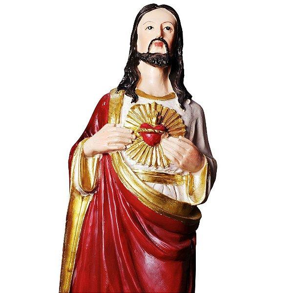 Sagrado Coração de Jesus 30 cm
