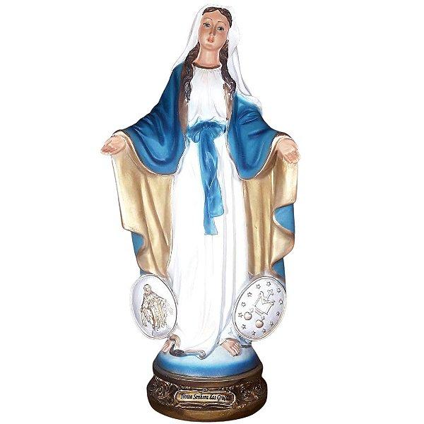 Nossa Senhora da Medalha Milagrosa 42 Cm