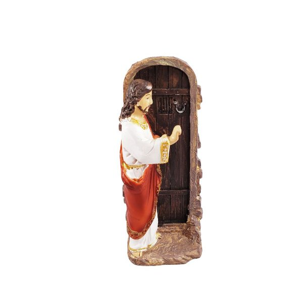 Jesus Bate na Porta 12 cm