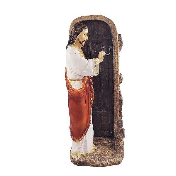 Jesus Bate a Porta 20cm