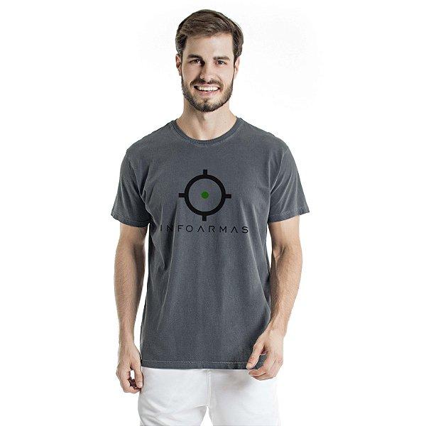 Camiseta Estonada Infoarmas Alvo Chumbo