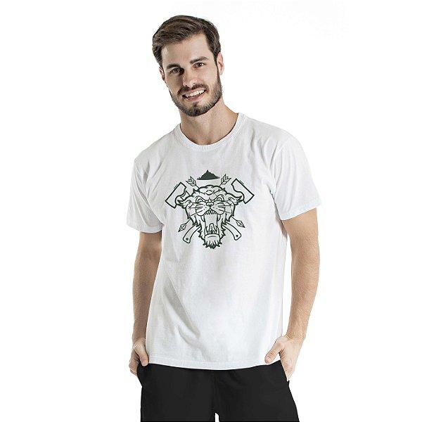 Camiseta Estonada Sobrevivência em Mata Branca