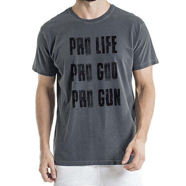 Camisa Estonada Pro Chumbo