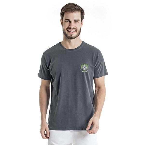 Camiseta Estonada Winchester Chumbo