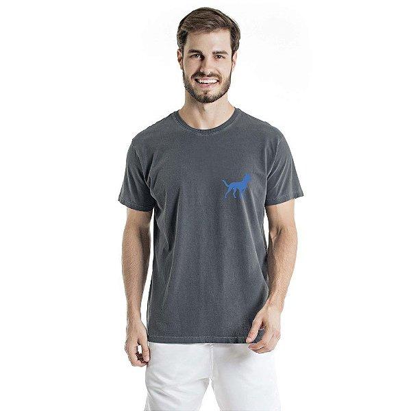 Camiseta Estonada Sheep Dog Chumbo