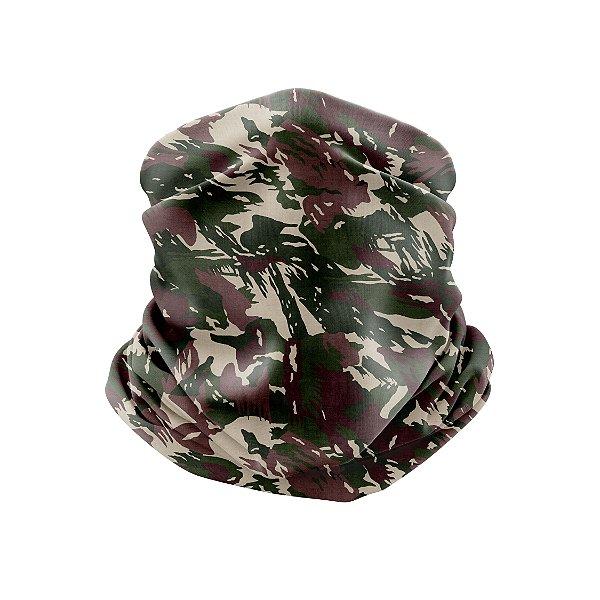 Bandana Balaclava Camuflado Militar