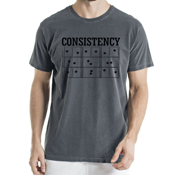 Camisa Estonada Consistency Humberto Wendling Chumbo