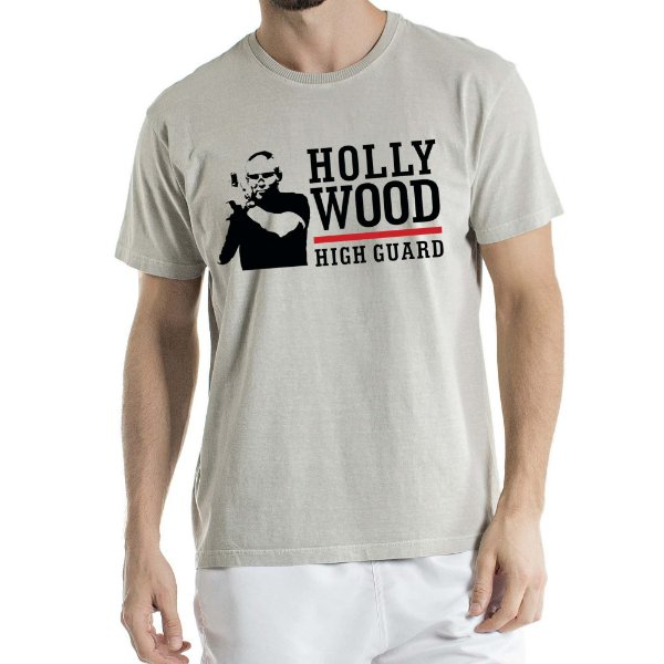 Camisa Estonada hollywood Humberto Wendling Cinza