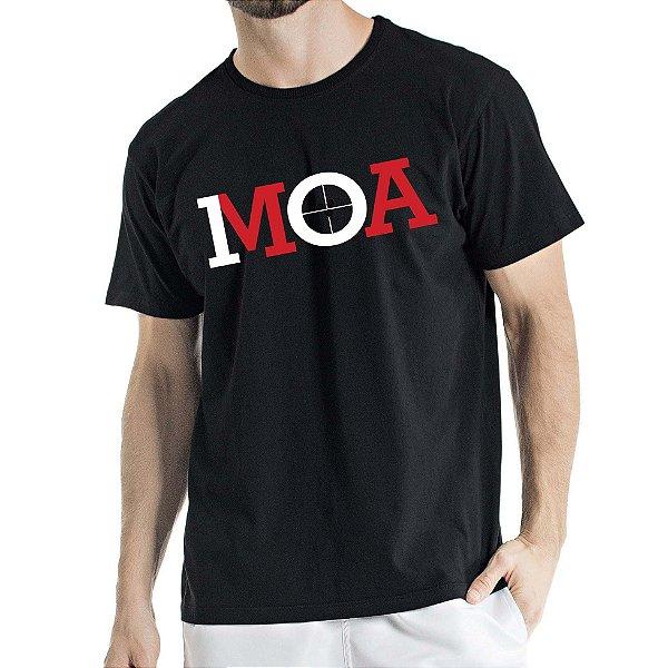 Camisa Estonada 1 MOA Humberto Wendling Preta