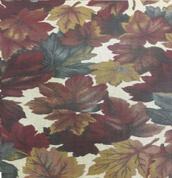 Tecido Folhas de Outono