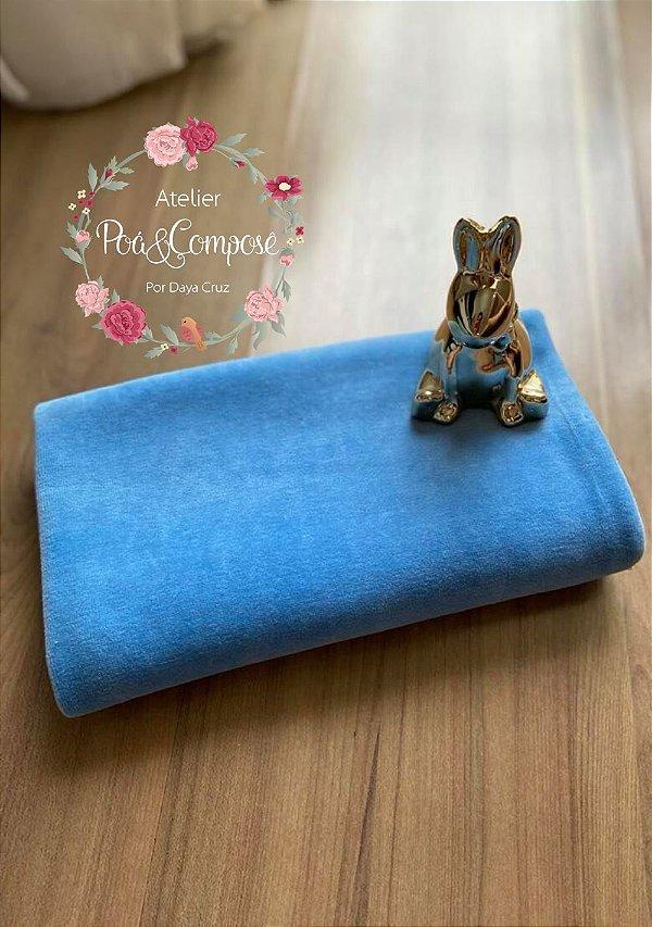 Plush cor Azul Arara 50x80