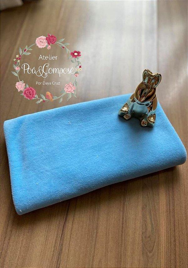 Plush cor Azul Onda 50x80