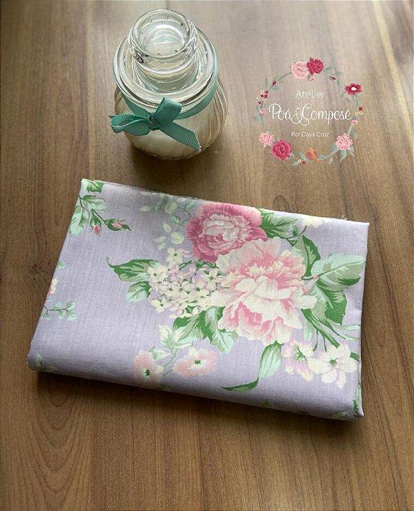 Tecido Floral 20191c05