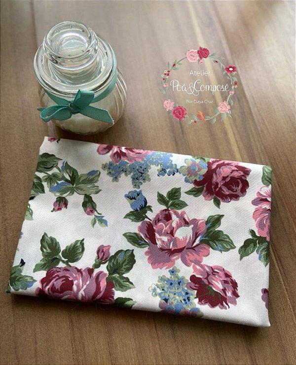 Tecido Floral 50071c01
