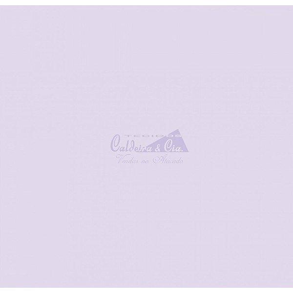 Tecido Liso lilás (Cor 3123)