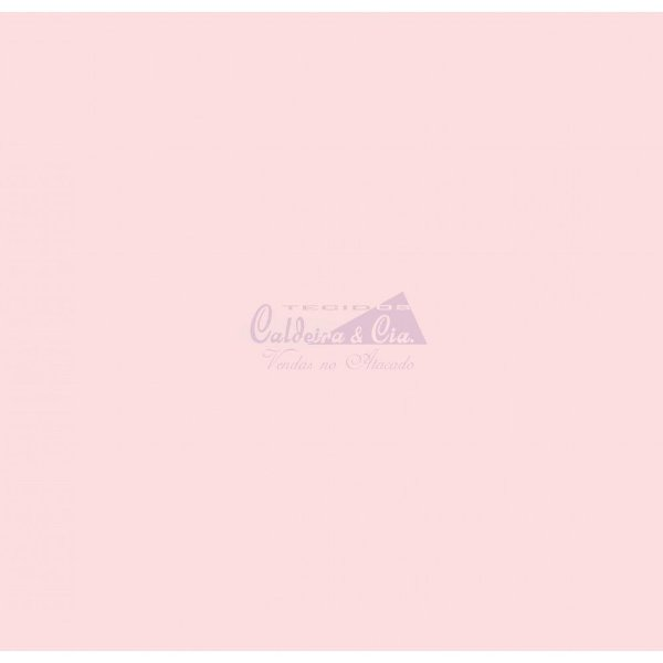 Tecido Liso rosa bebê (Cor 2204)