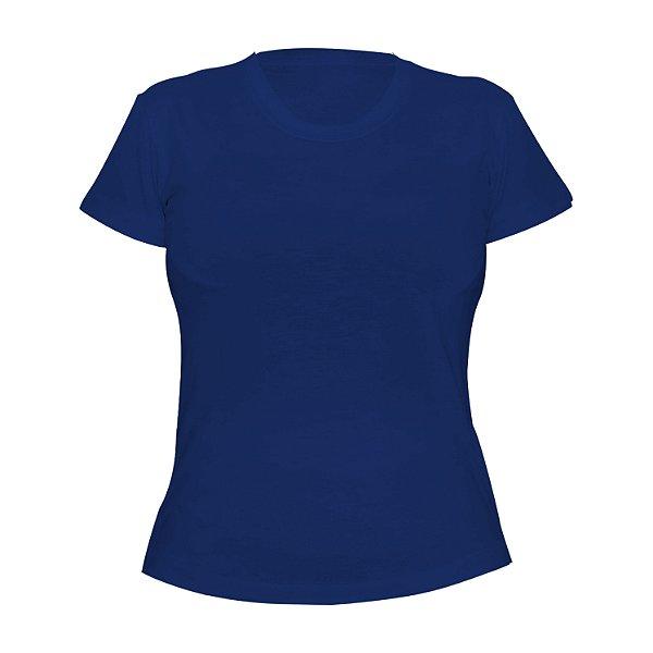Kit 10 peças - Camiseta Algodão Royal Feminina