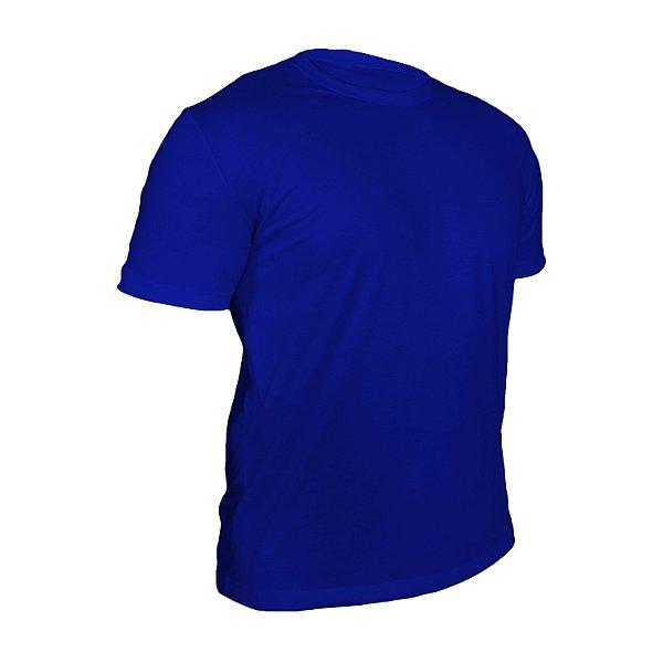 Kit 10 peças - Camiseta PV (malha fria) Royal Masculina