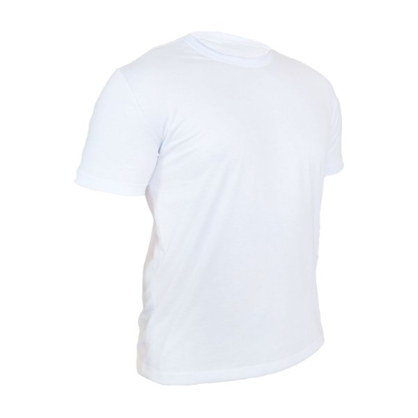 Camiseta PV (malha fria) Branca Masculina