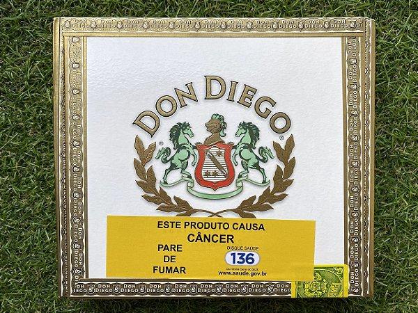 Charuto Don Diego Euro Corona - Caixa Com 10