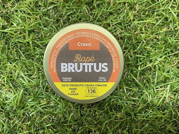 Rapé Bruttus - Cravo