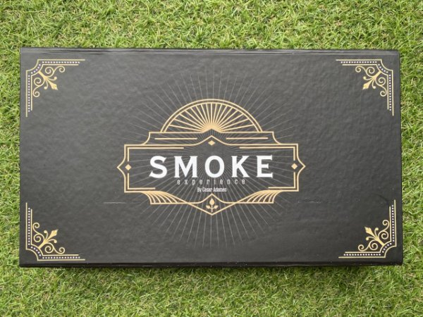 Kit Smoke Experience by Cesar Adames & Reality Cigars