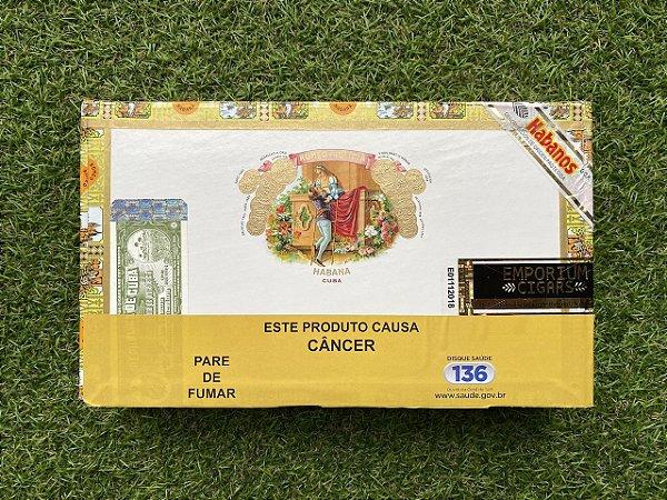 Charuto Romeo Y Julieta Coronitas En Cedro - Caixa Com 25