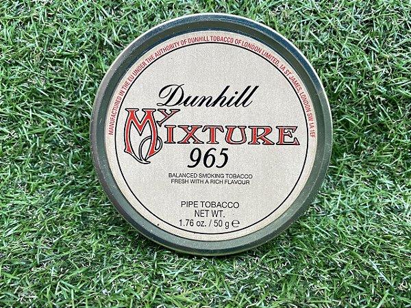 Tabaco Para Cachimbo Dunhill My Mixture 965