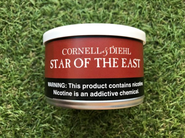Tabaco Cornell & Diehl - Star of the East