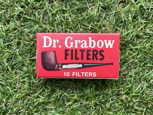 Filtro Para Cachimbo Dr.Grabow - Papel