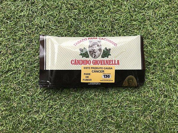 Tabaco para Cachimbo Candido Giovanella Tradicional - 45g (Chocolate)