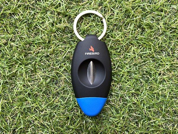Cortador de Charutos Colibri Firebird Viper V-CUT - Azul