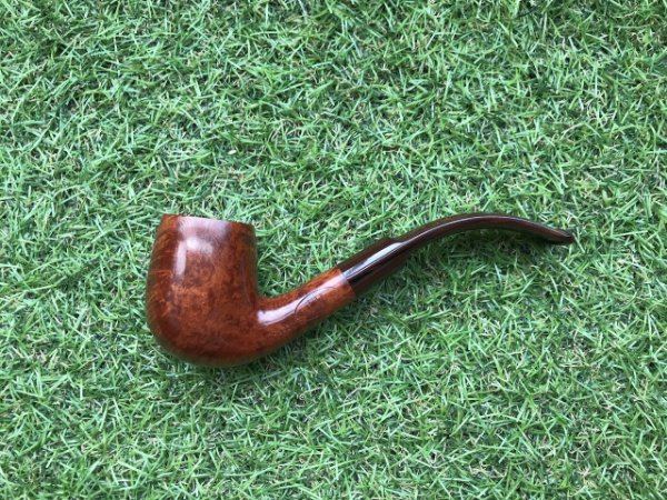 Cachimbo Ingles Dunhill 4202 Amber Root 1996
