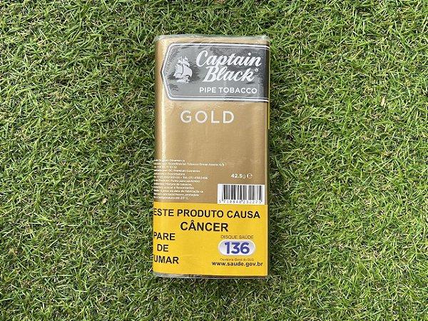 Tabaco Para Cachimbo Captain Black - Gold