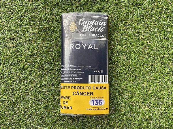 Tabaco para Cachimbo Captain Black - Royal