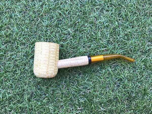 Cachimbo Americano Corn Cob Legend Pipe - 5th Avenue BENT