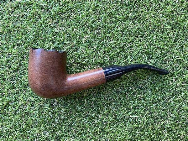 Cachimbo Maestro Briar Bent Pot Rustic - COD69