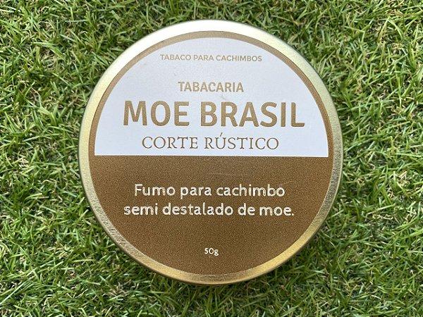 Tabaco Para Cachimbo Moe Brasil Lata - 50g