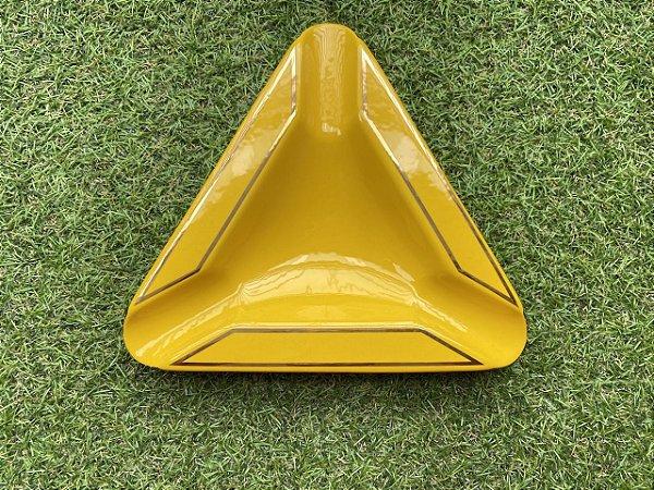 Cinzeiro Para Charutos Triangular