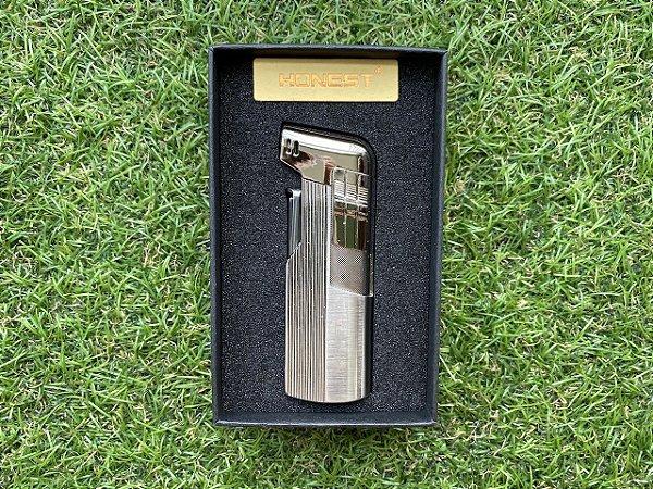 Isqueiro Para Cachimbo Honest 1002 - Silver