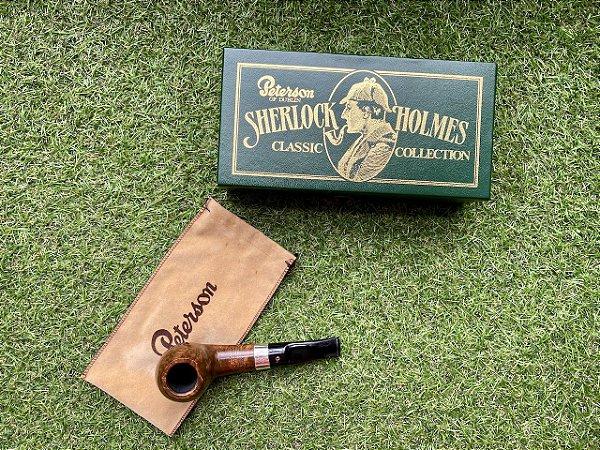 Cachimbo Irlandês Peterson Sherlock Holmes - Classic Collection