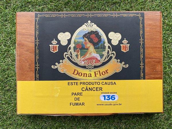 Charuto Dona Flor Robusto Reserva Especial - CX 10